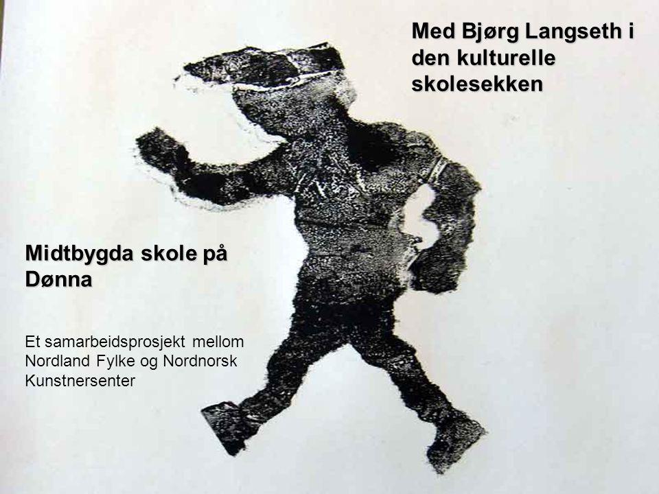 Med Bjørg Langseth i den kulturelle skolesekken