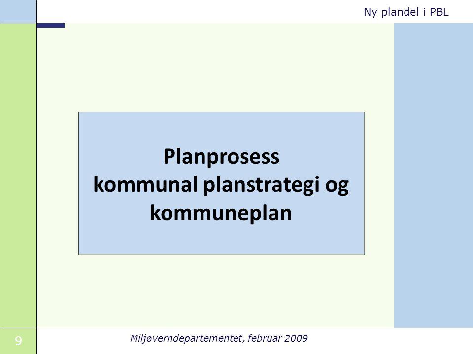 kommunal planstrategi og