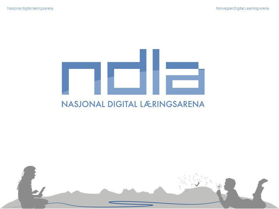 Nasjonal digital læringsarena