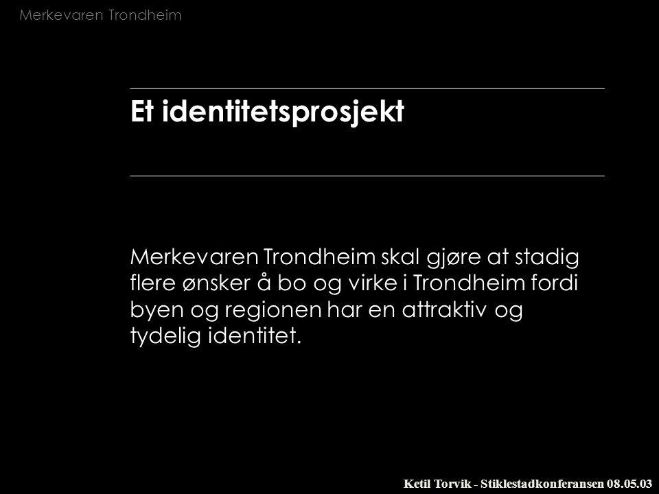 Et identitetsprosjekt