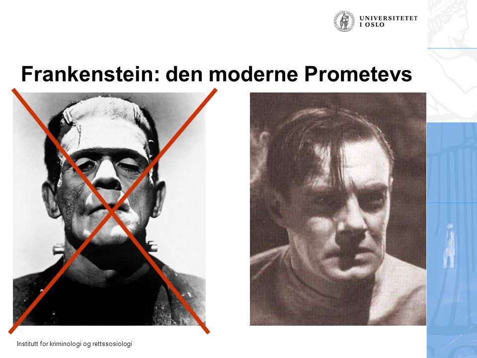 Frankenstein: den moderne Prometevs