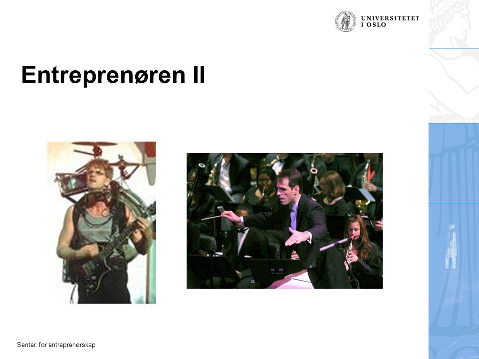 Entreprenøren II