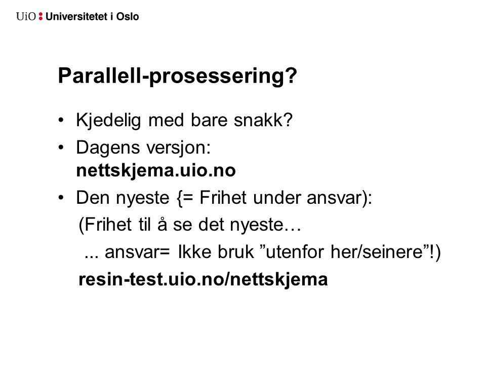 Lynkurs 25. februar 2014 Stein-Eirik Lund, USIT/WEB