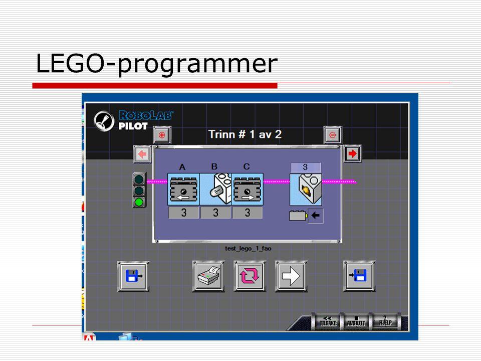 LEGO-programmer