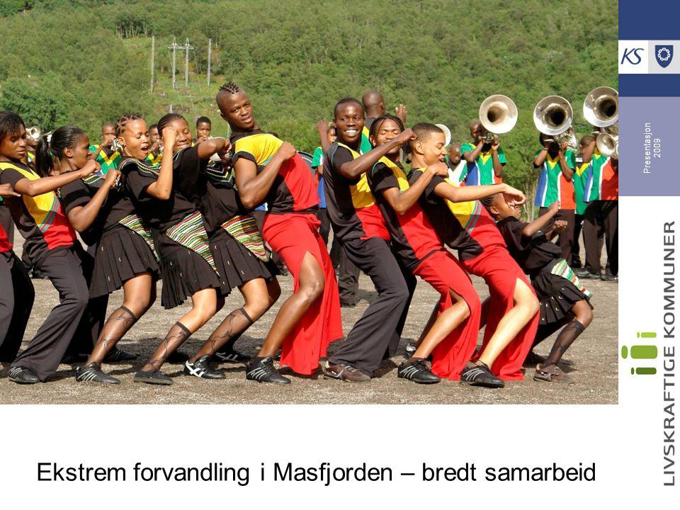 Ekstrem forvandling i Masfjorden – bredt samarbeid