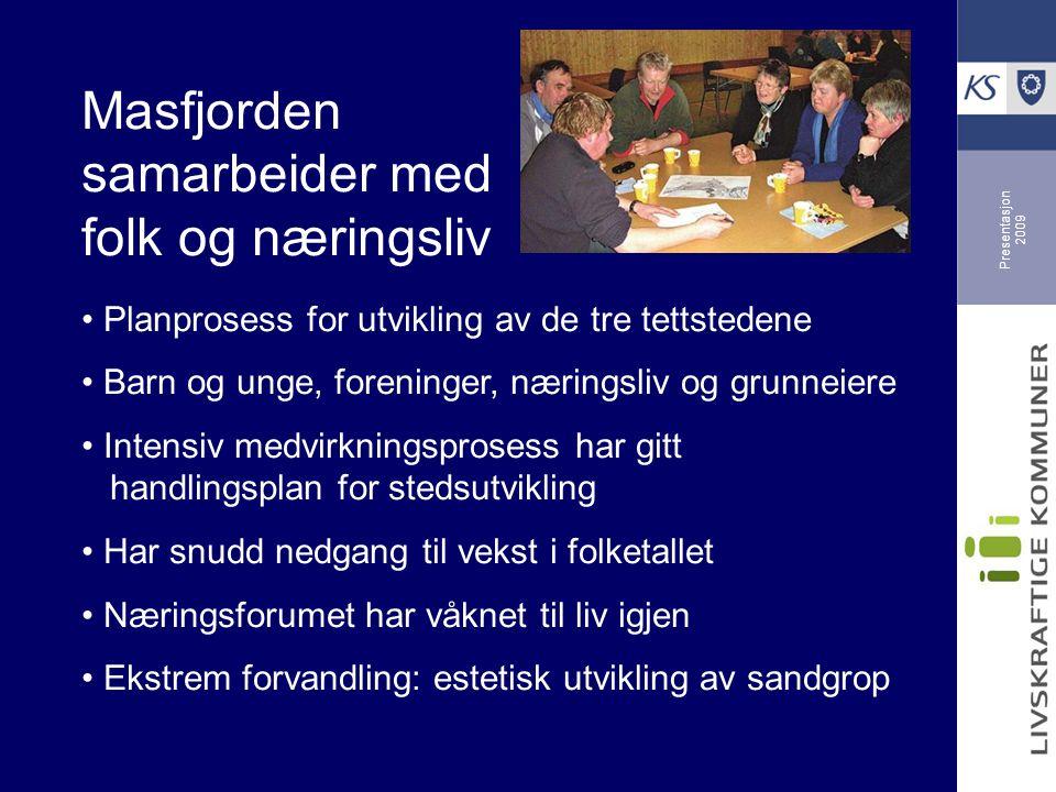 Masfjorden samarbeider med folk og næringsliv