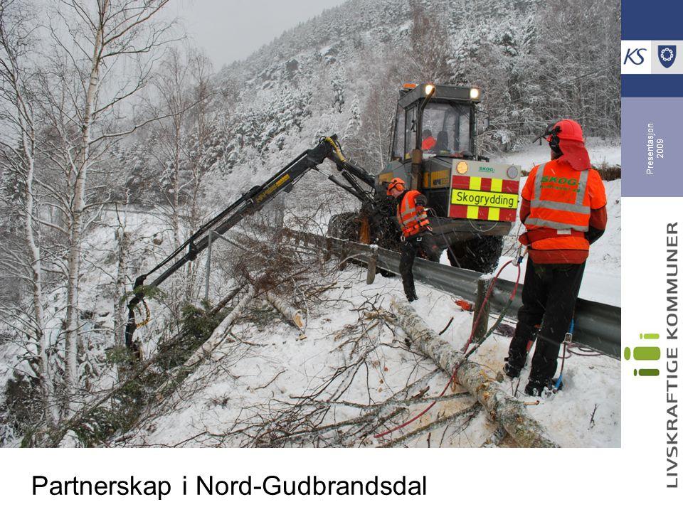 Partnerskap i Nord-Gudbrandsdal