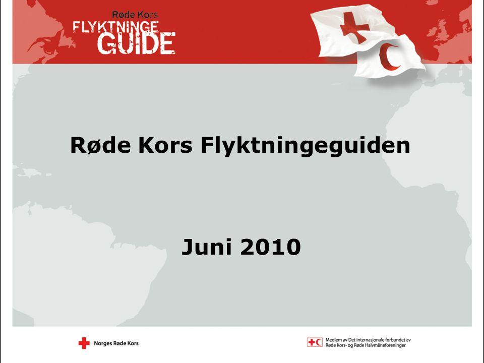 Røde Kors Flyktningeguiden