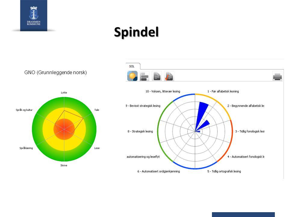 Spindel GNO (Grunnleggende norsk)