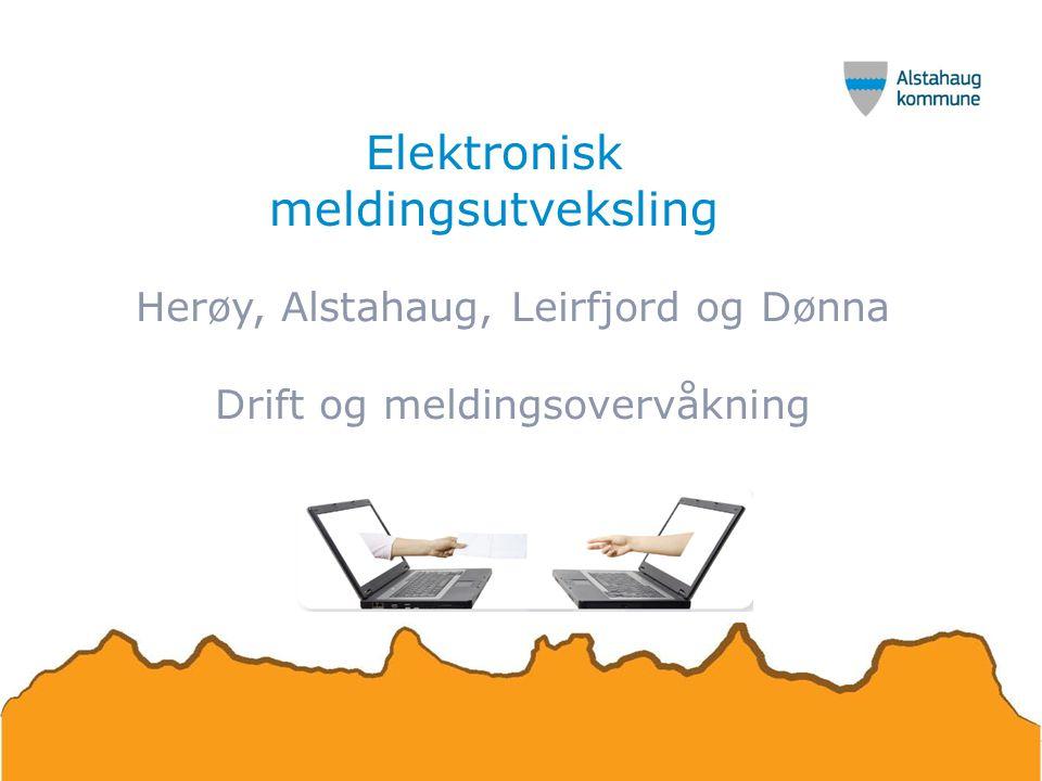 Elektronisk meldingsutveksling