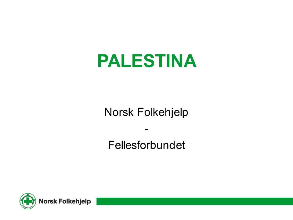 Norsk Folkehjelp - Fellesforbundet