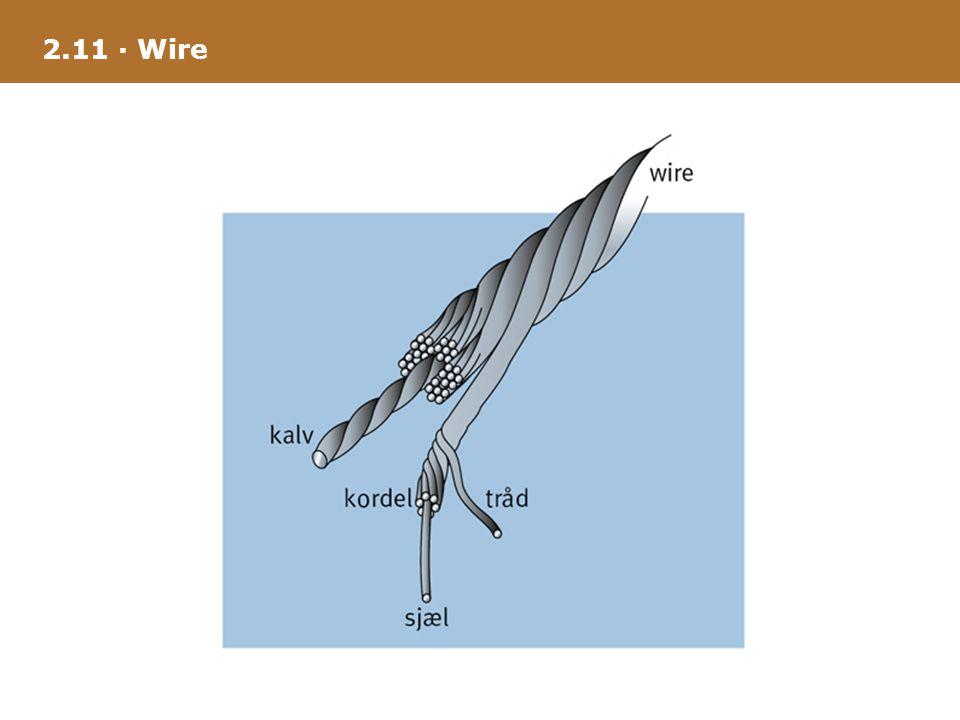 2.11 · Wire