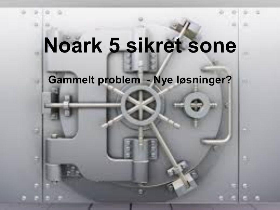 Gammelt problem - Nye løsninger