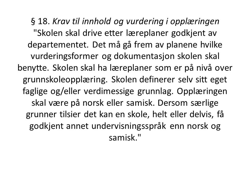 § 18.