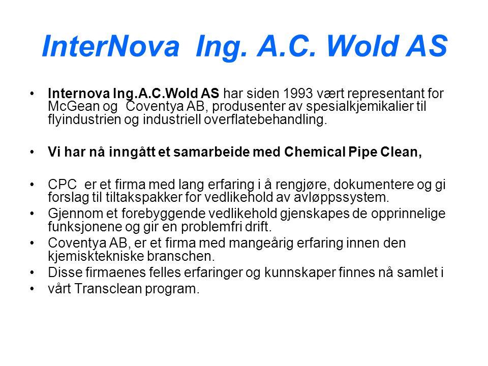 InterNova Ing. A.C. Wold AS