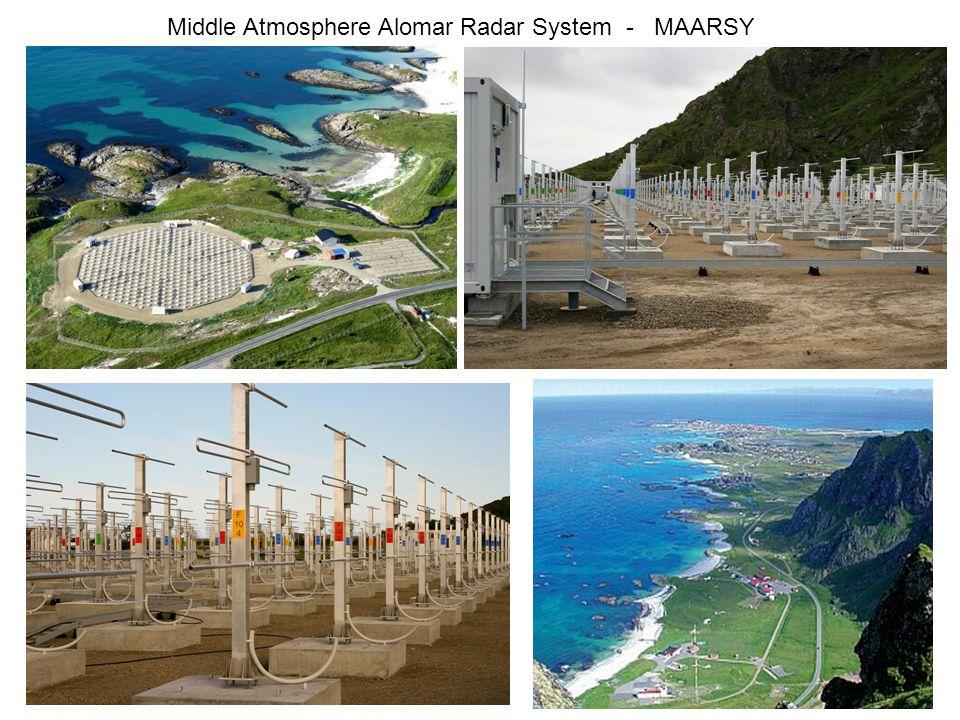 Middle Atmosphere Alomar Radar System - MAARSY