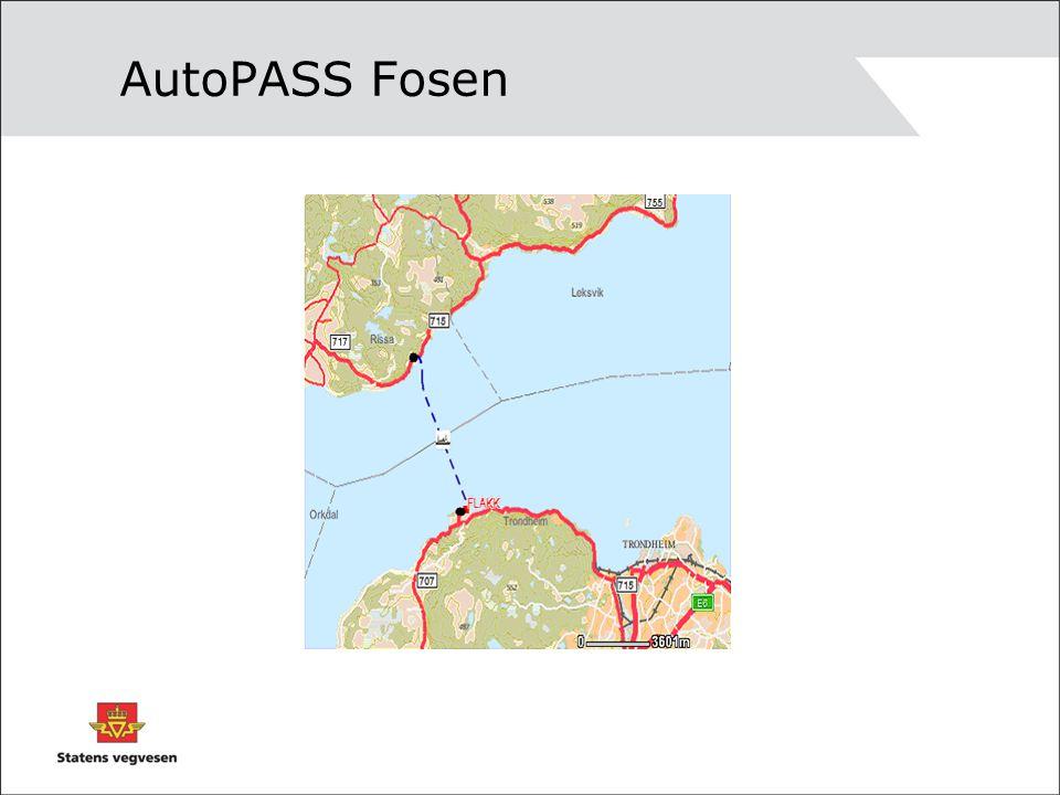 AutoPASS Fosen