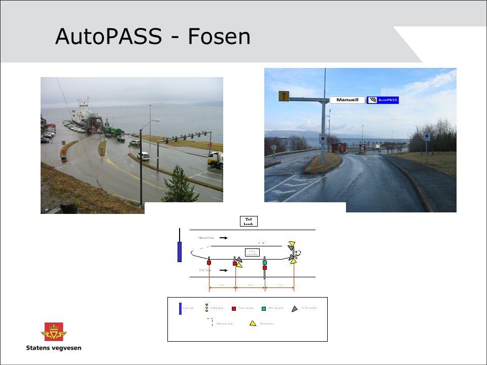 AutoPASS - Fosen