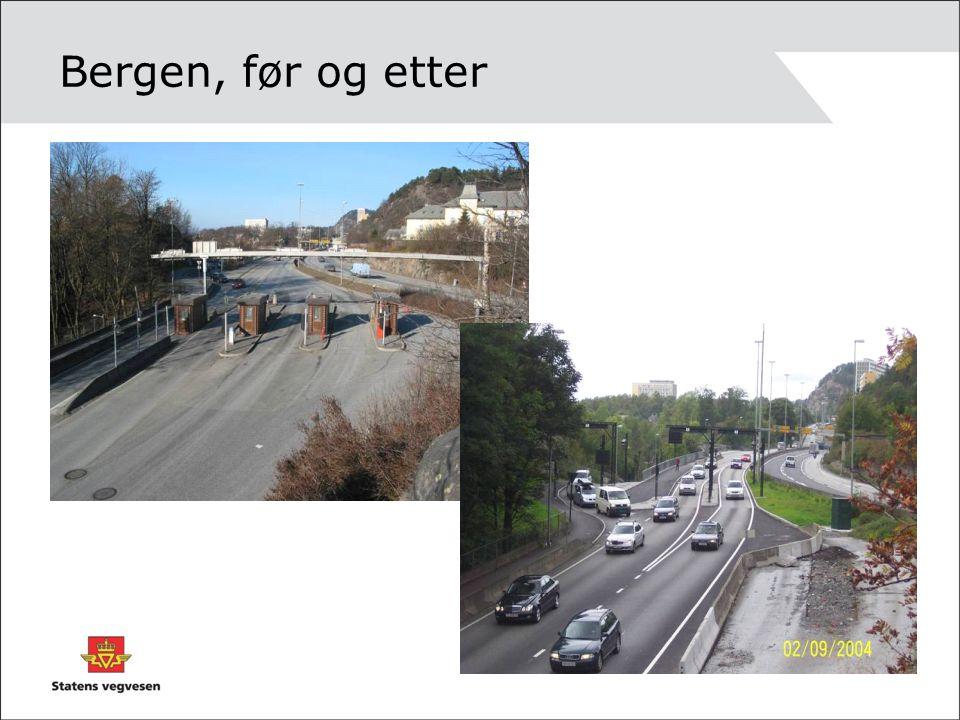 Bergen, før og etter