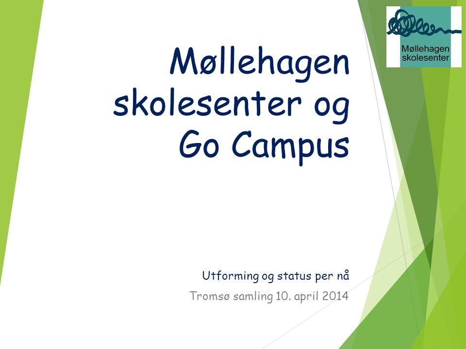 Møllehagen skolesenter og Go Campus
