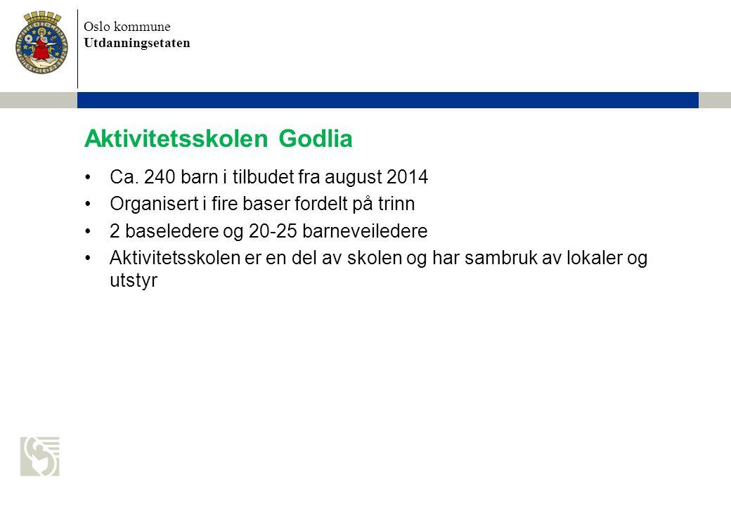 Aktivitetsskolen Godlia