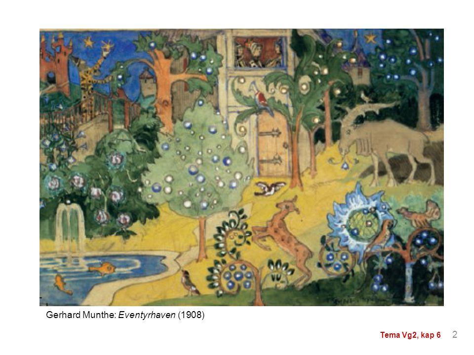 Gerhard Munthe: Eventyrhaven (1908)