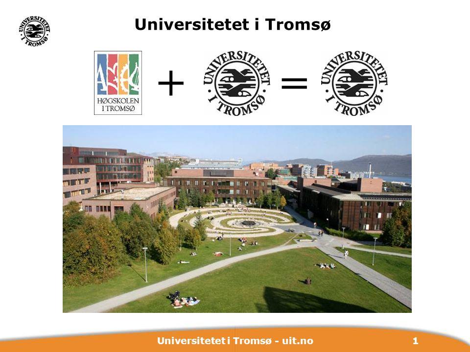 Universitetet i Tromsø