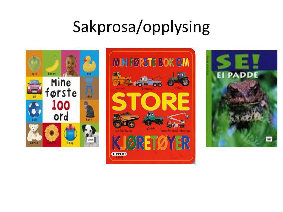 Sakprosa/opplysing