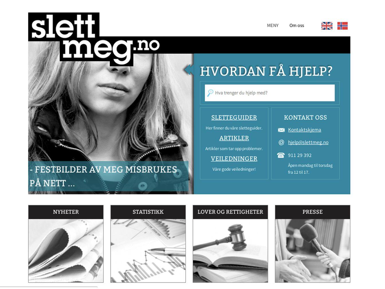 En gratis lavterskeltjeneste fra Norsk senter for informasjonssikring.