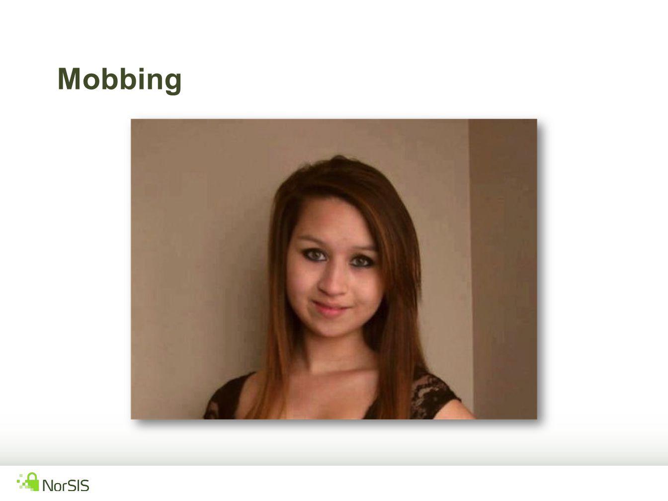 Mobbing Dette er Amanda Todd,
