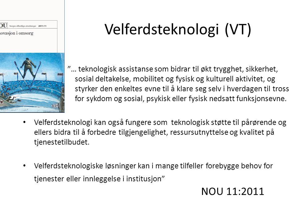 Velferdsteknologi (VT)