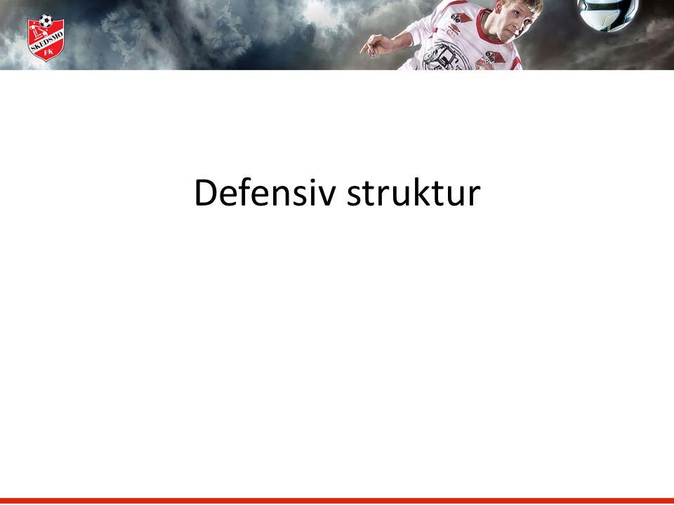 Defensiv struktur