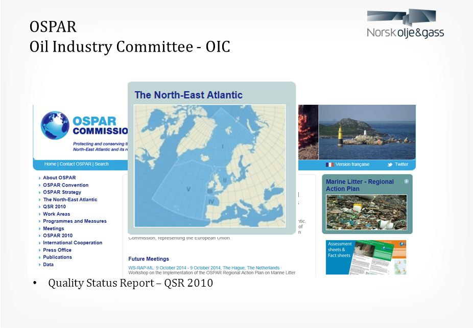 Oil Industry Committee - OIC