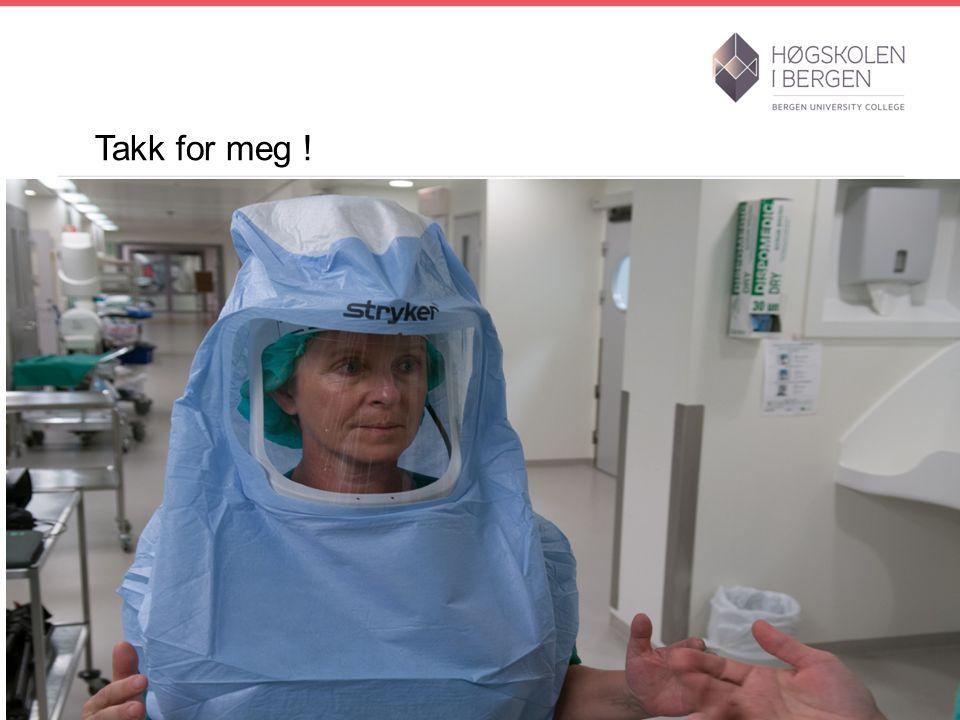 Takk for meg ! Er det rom for operasjonssykepleiernes kunnskap i de nye rommene