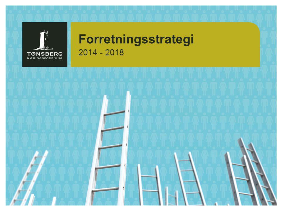 Forretningsstrategi 2014 - 2018