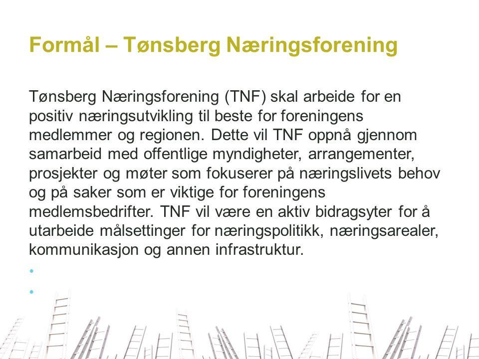 Formål – Tønsberg Næringsforening