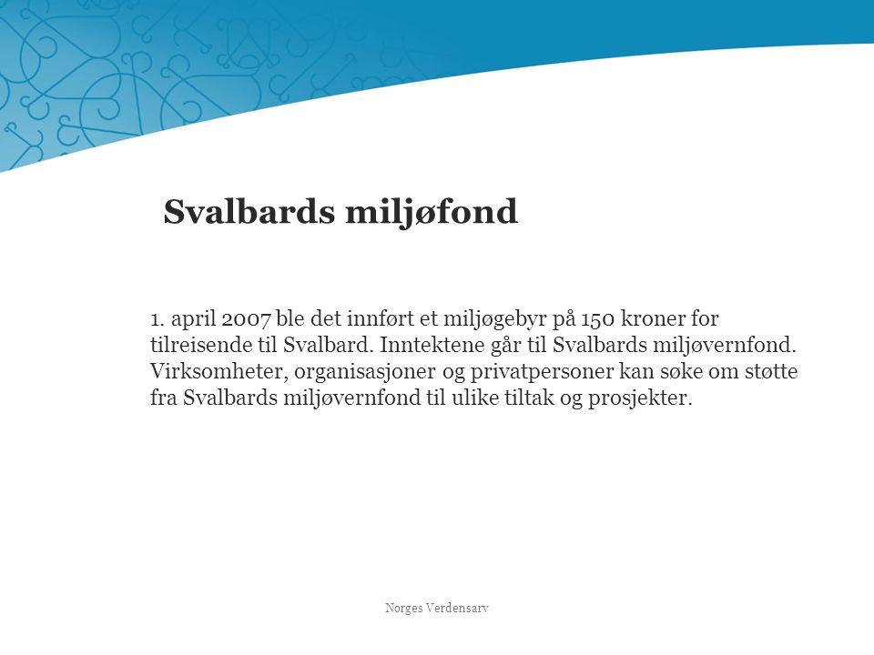 Svalbards miljøfond
