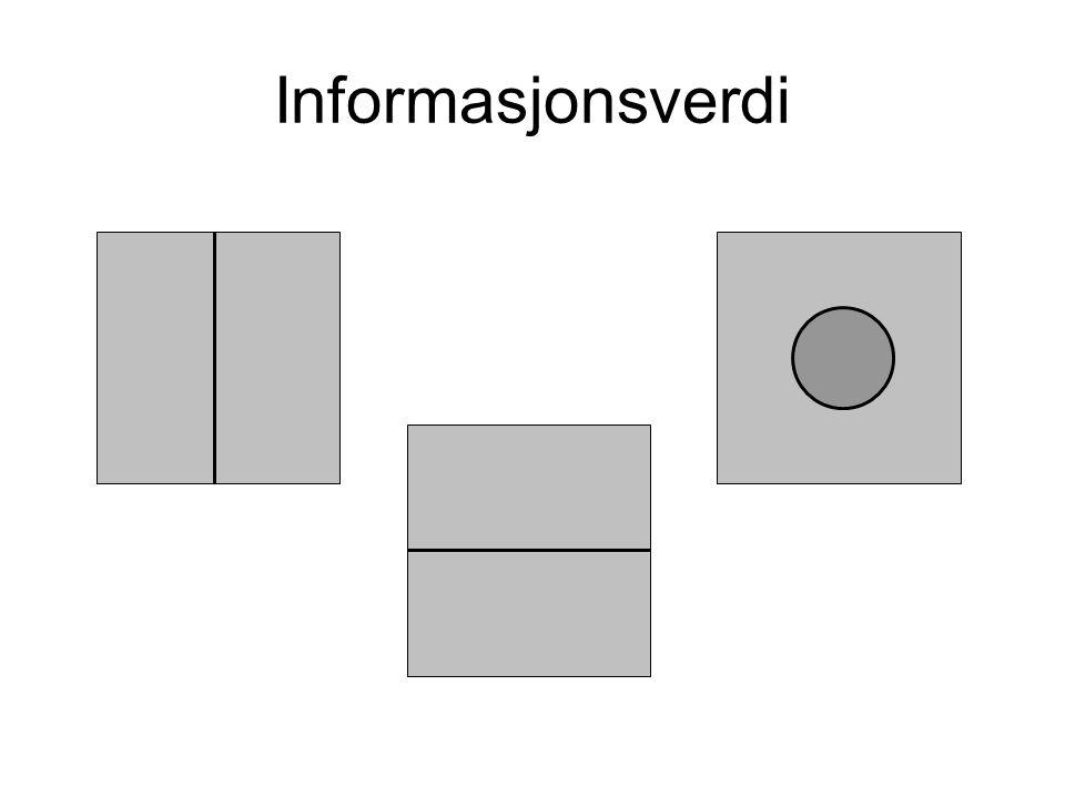 Informasjonsverdi