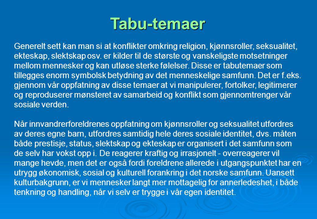 Tabu-temaer