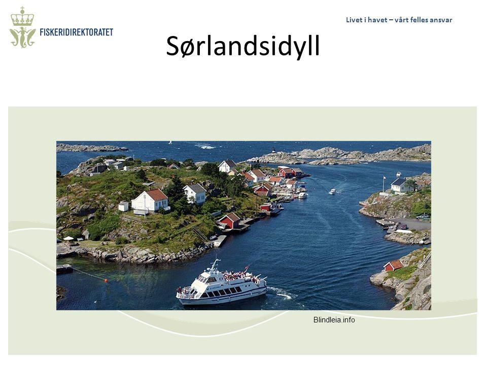 Sørlandsidyll Blindleia.info