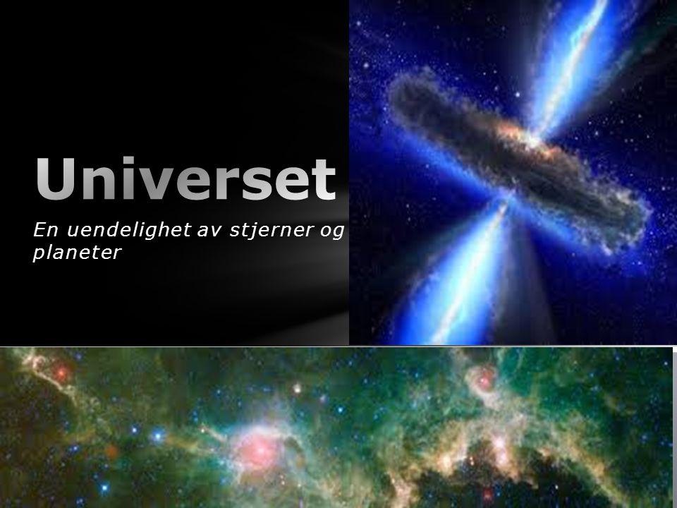 En uendelighet av stjerner og planeter