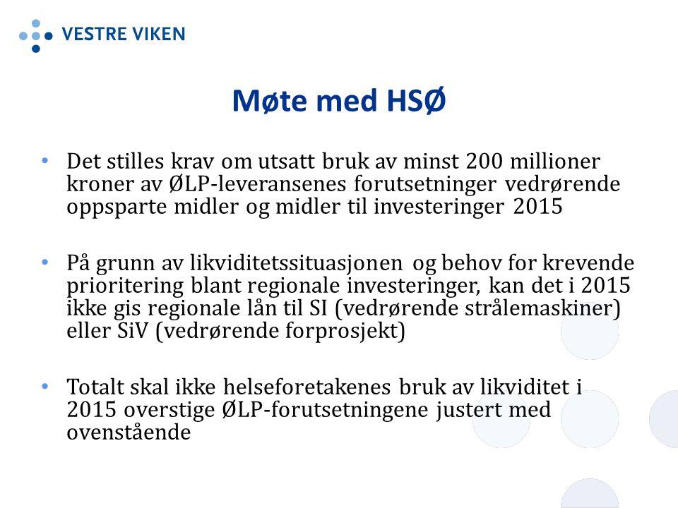 Møte med HSØ