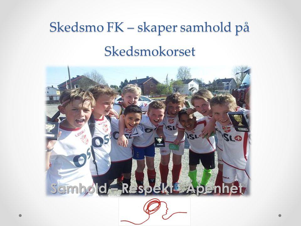 Skedsmo FK – skaper samhold på Skedsmokorset