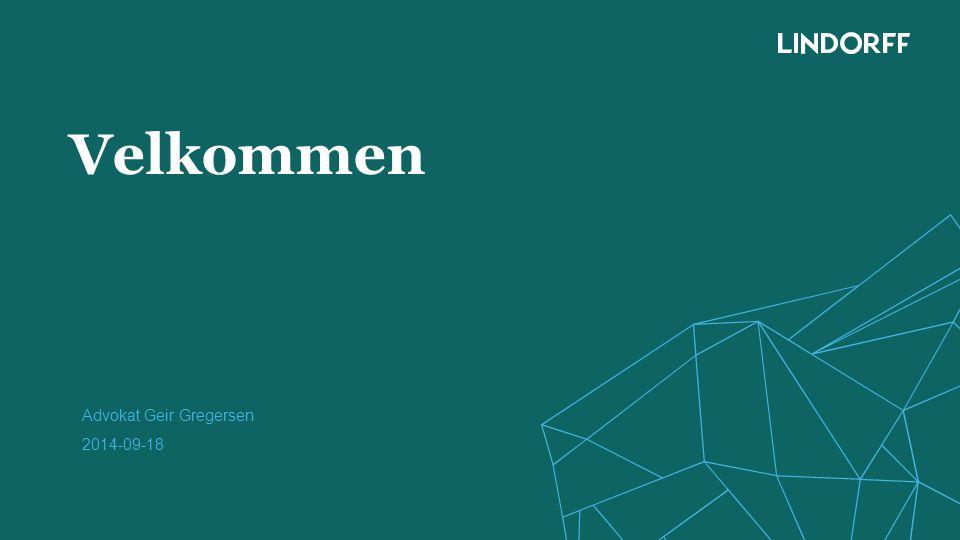 Advokat Geir Gregersen 2014-09-18
