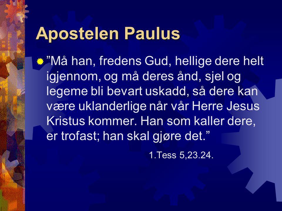 Apostelen Paulus