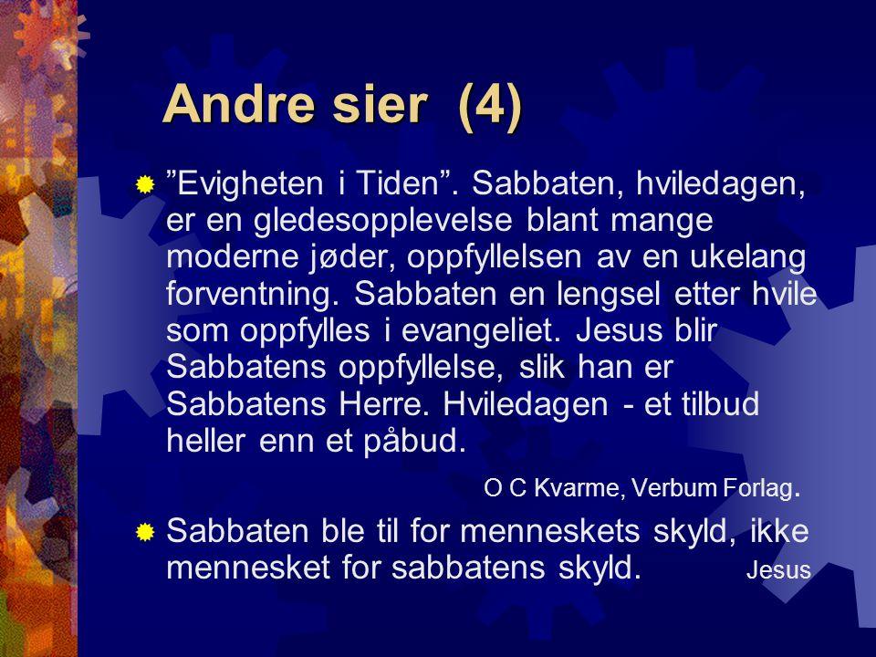 Andre sier (4)
