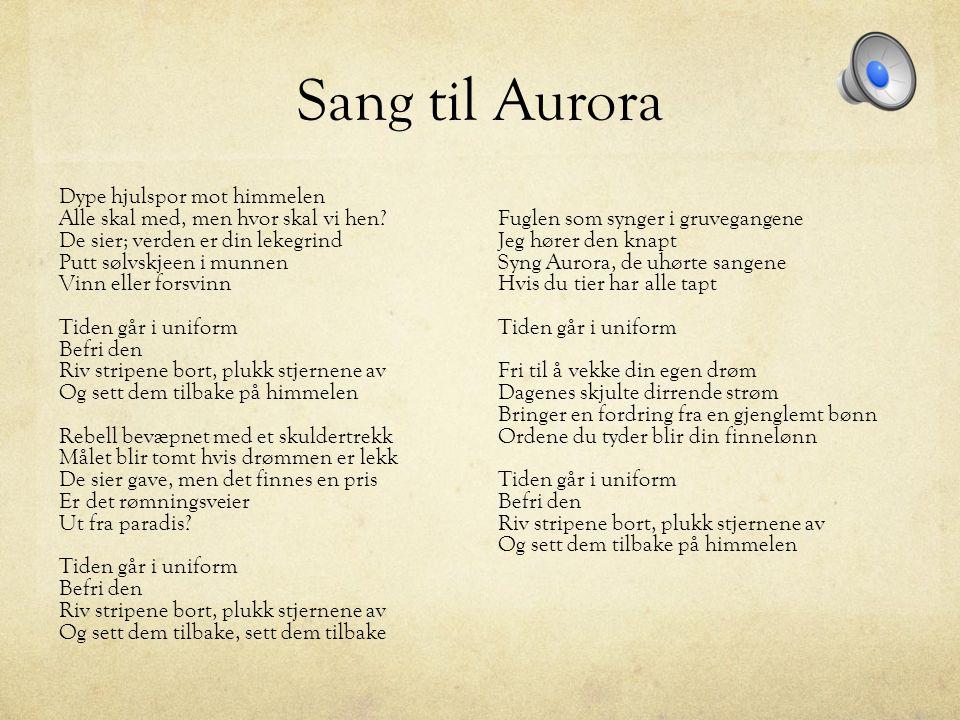 Sang til Aurora