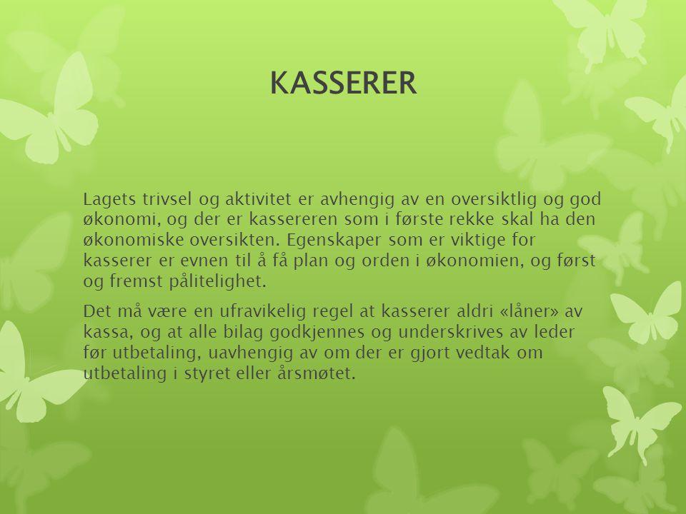 KASSERER
