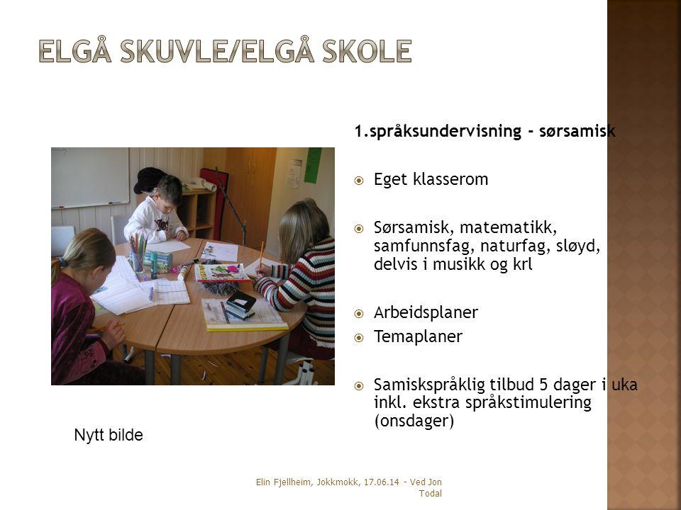 ELGÅ SKUVLE/ELGÅ SKOLE