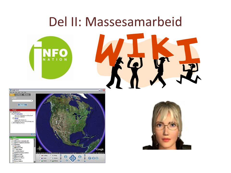 Del II: Massesamarbeid